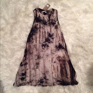 NWT Tie Dye Dress Sz:M