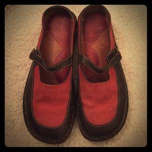 Born Shoes - Born Mary Jane Mules