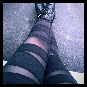 🌟✨Sexy Mesh leggings