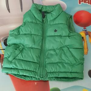 Other - 👣 Green Toddler Vest: 18 mo