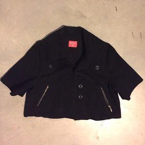 Elle Jackets & Blazers - Cropped Elle Jacket / Cape
