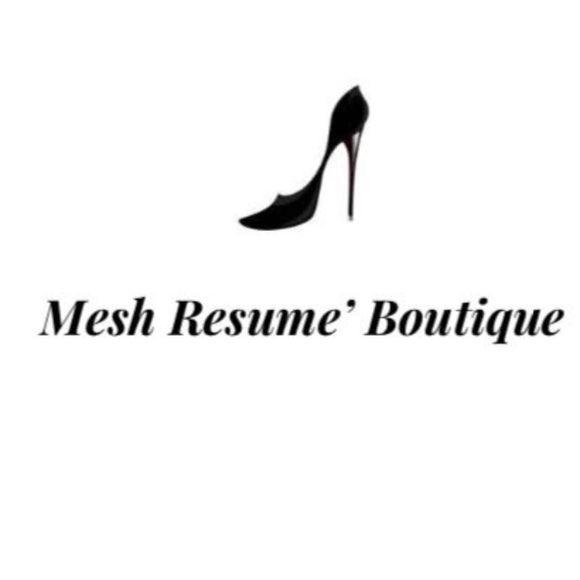 Mesh Resume Boutique Brookss Closet Resumeboutique