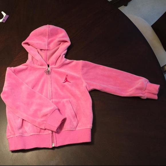 Pink Jordan Sweatsuit. M 58020f584fb010fe1b304a45 4f71e2291694
