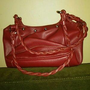 Handbags - Burgundy purse