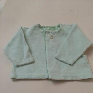 Petit Bateau Other - Petit Bateau mint green jacket