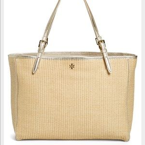Tory Burch Handbags - Tory Burch York Straw Tote