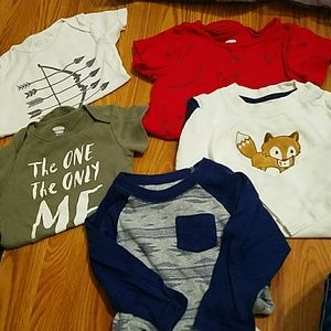 Other - 5 old navy + gymboree