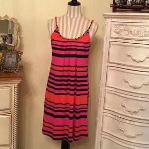 MSK Fun summer dress.  Sz M