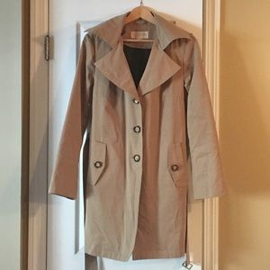 MICHAEL Michael Kors Trench Coat - Size M