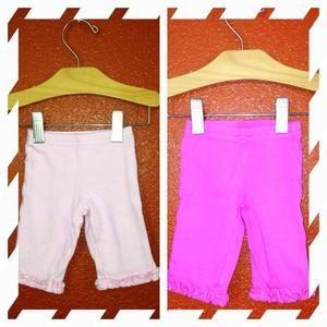 Carters Other - Carters Light Pink Dark Pink Pants NWOT Newborn