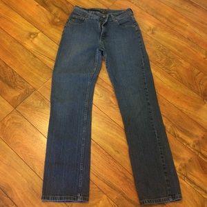 Lee riders jeans, 12 long