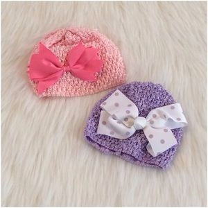 Other - Set of baby hats ! New !