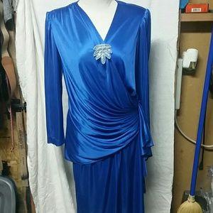 Vintage sz 16 dress.