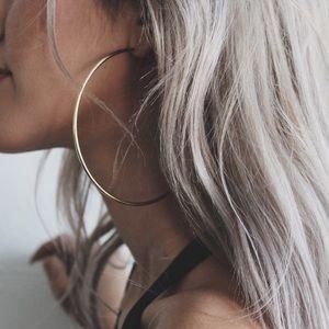 Revolt Society Jewelry - LAST PAIR • Hoops Earrings •
