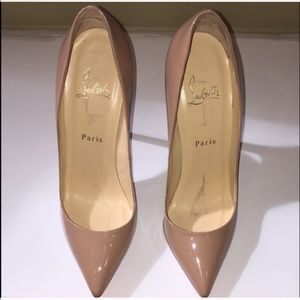 Christian Louboutin Shoes - Nude Pigalles 👠