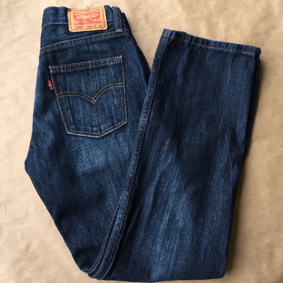 7890bb1ae01 Levi's Bottoms | Levis Boys Jeans | Poshmark