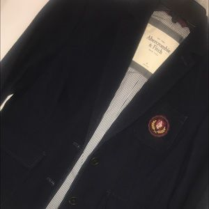 Women's Abercrombie&Fitch wool blazer