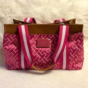 Tommy Hilfiger Iconic Hot Pink Bag
