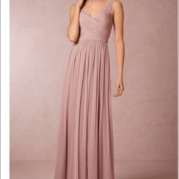 f2d7abf833 BHLDN Dresses   Skirts - Fleur bridesmaid dress in ROSE QUARTZ by BHLDN.