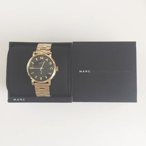 NEW Marc by Marc Jacobs Gold Watch