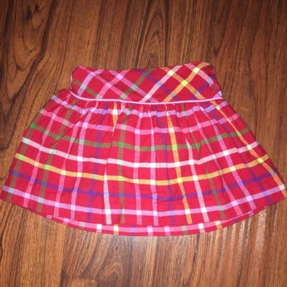 28ecbdf226 Baby Gap Dresses | Plaid Skirt | Poshmark