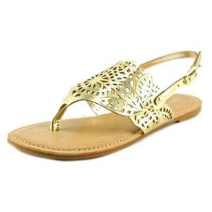 bamboo brand new bamboo sandals from alena s closet on