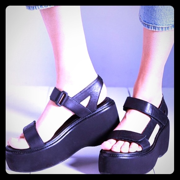 19d00368d5f2 Vagabond Alexis Platform Sandals