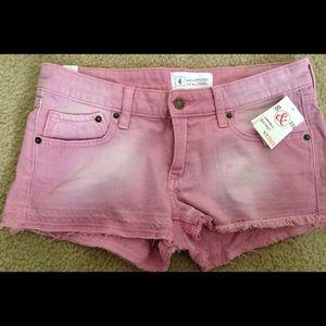 Pants - Cute Pink shorts!