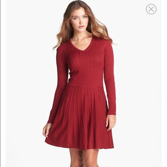 7d1b9b23e Long sleeved sweater dress, holiday dress. M_5802b782d14d7b29550189f8