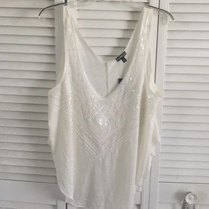 NEW Express Sequin Tank