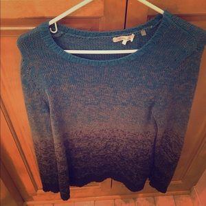 Minnie rose ombré sweater