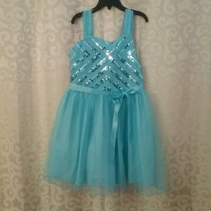 Amy's Closet Other - NWT Girls 12  Dress w/Sequined Top Final Price