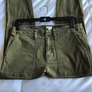J Crew Pants - J Crew skinny cargos