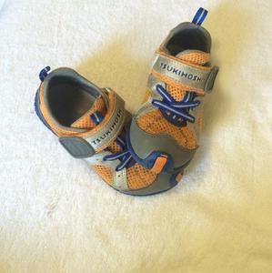 Tsukihoshi Other - Tsukihoshi sneaker Gray/blue/orange size 8.5 T