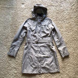 Isis Jackets & Blazers - Isis Rain Trench Coat