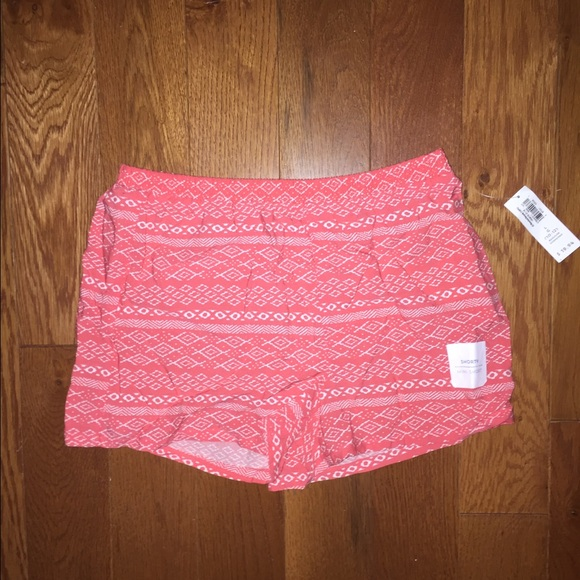 Old Navy - NWT!! Old Navy Girls Flowy Shorts from Corinne's closet ...