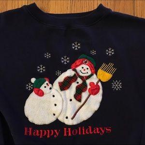 Ugly Christmas Sweater Sweatshirt