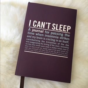 Insomnia journal