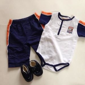 Other - 2 piece outfit with shoes