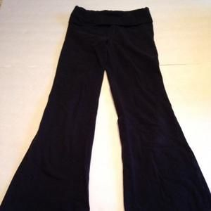 Other - Black flared yoga pant