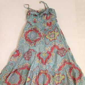 Old Navy Other - Old Navy maxi dress