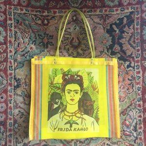 costume baldor Handbags - Final $ Frida Woven Bag!
