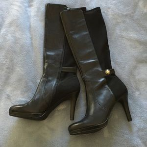 NEW Tahari Knee Boots