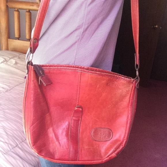 1c989a1b7bd1 Handbags - VI rage leather bag