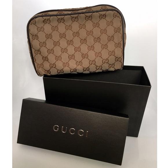 c53cbc48fdd3 Gucci Bags   Brand New Cosmetic Bag In Original Box   Poshmark