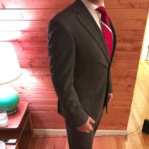 Hickey Freeman Other - Hickey by Hickey Freeman suit 40R MSRP $1295