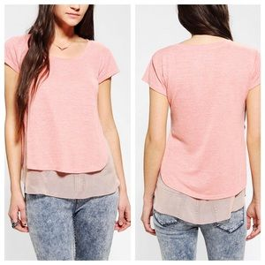Urban Outfitters Layered Top
