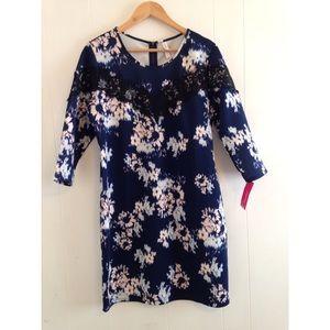  Floral Lace Dress XXL