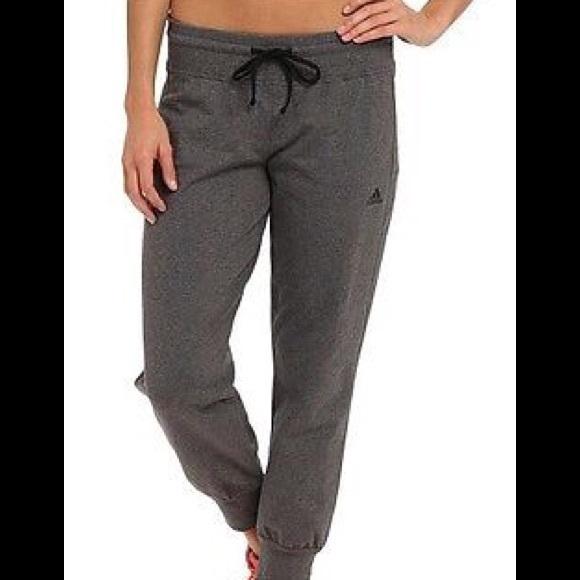 adidas pantaloni nwt gray - xl poshmark cordoncino.