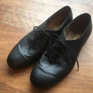 Bloch Other - Bloch leather soles dance shoes